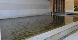 大川温泉緑の湯の内風呂